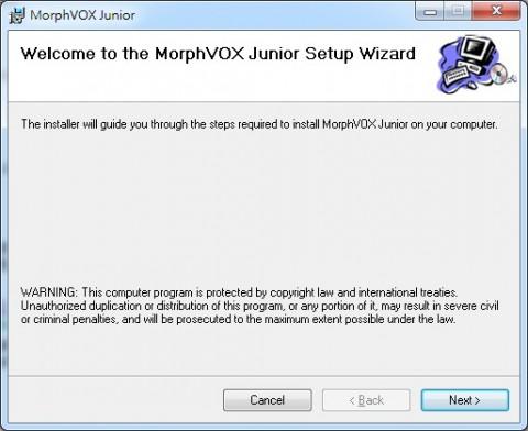 RC變聲器 MorphVOX Junior 02 480x392