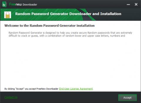 免費密碼產生器 Random Password Generator
