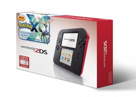 任天堂 Nintendo 2DS 搭配神奇寶貝 聖誕節美國上市