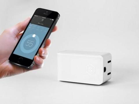 遠端控制家中電力使用 智慧插頭