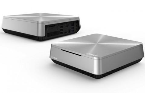 華碩在歐美市場推出Vivo迷你桌機