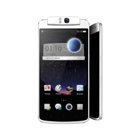 搭載CyanogenMod系統 Oppo N1近期發售