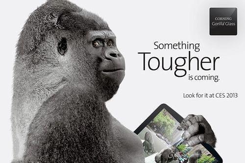 康寧抗菌大猩猩玻璃將應用於手機行動設備
