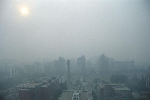 立院提案 空氣污染假(空污假) 怎麼定義