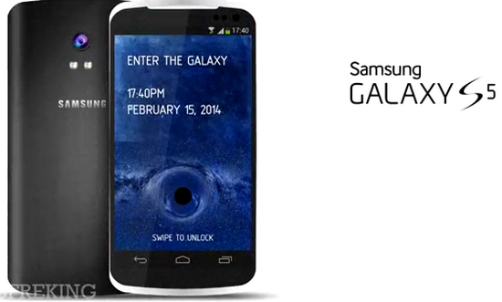 首款驍龍805處理器 Galaxy S5發表時間2014年3月?