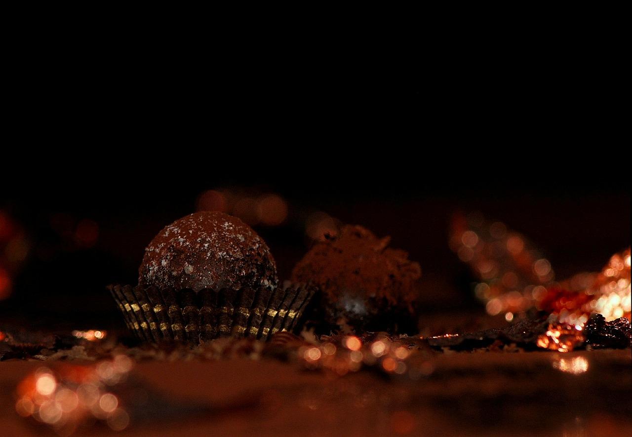 黑巧克力減肥法01