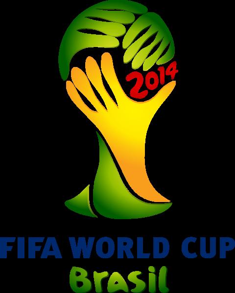 2014世界盃足球賽LOGO