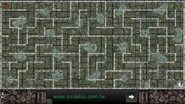 打發時間的小遊戲 迷宮!02