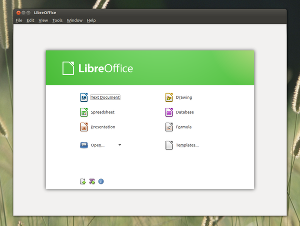 Libreoffice中文版下載