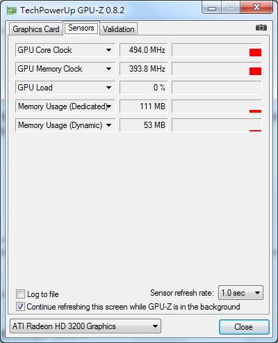 顯示卡硬體檢查 GPU-Z02