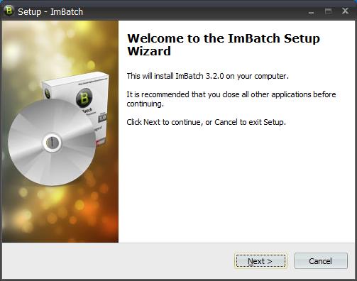 照片圖片批次修改好工具 ImBatch01