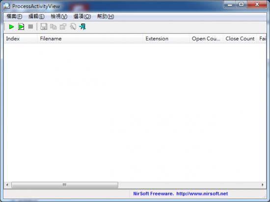 資料夾監控軟體 FolderChangesView01