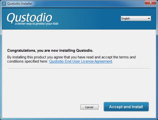 瀏覽器上網紀錄監控 Qustodio01