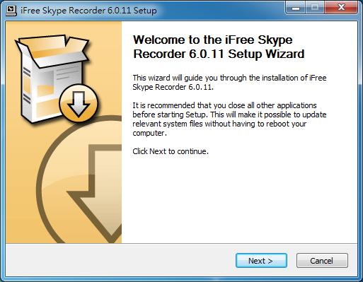 skype錄音程式下載 iFree Skype Recorder01