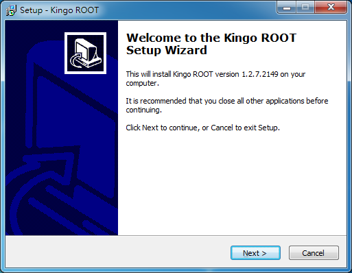 一鍵root工具 kingo android root01