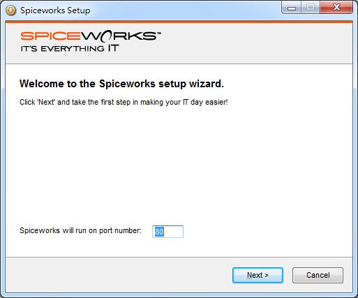 免費電腦資產管理盤點軟體 Spiceworks01