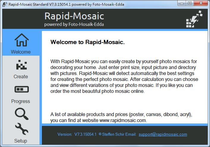 蒙太奇圖片製作軟體 Foto-Mosaik-Edda01