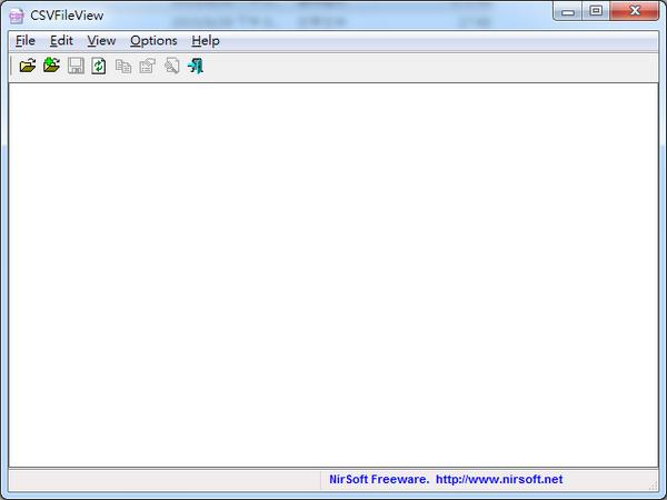 CSV檔案開啟工具 CSVFileView01