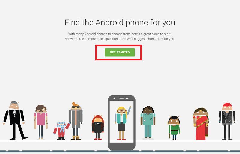 如何挑選安卓Android手機01