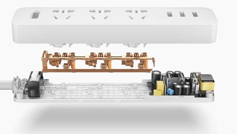 小米排插/插座 USB版本推出02