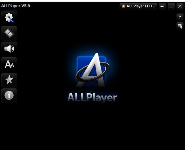 萬用格式影片播放器 ALLPlayer02