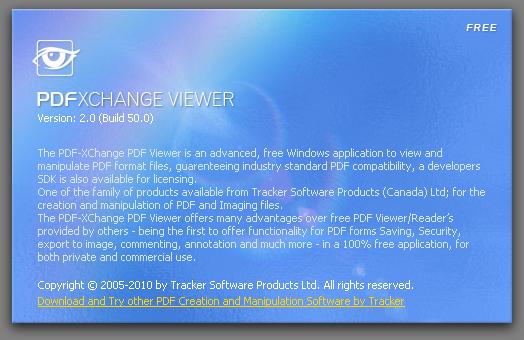 pdf xchange viewer 中文下載