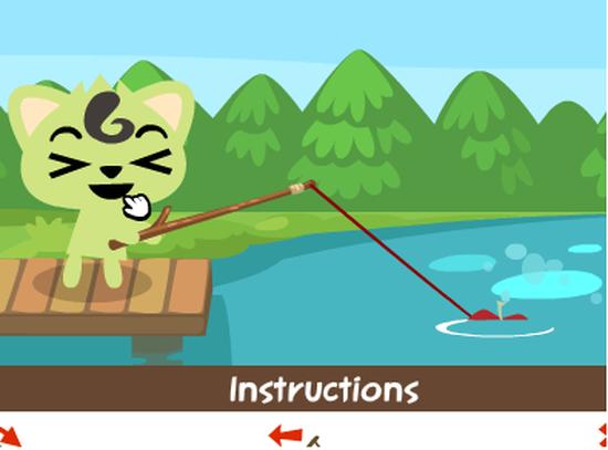 Facebook Pet Society 寵物釣魚教學6