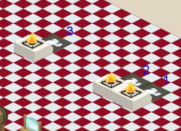 餐城密技小bug 新疊爐(物)法1
