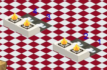 餐城密技小bug 新疊爐(物)法5