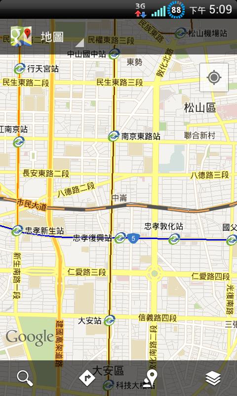 google map app iphone下載