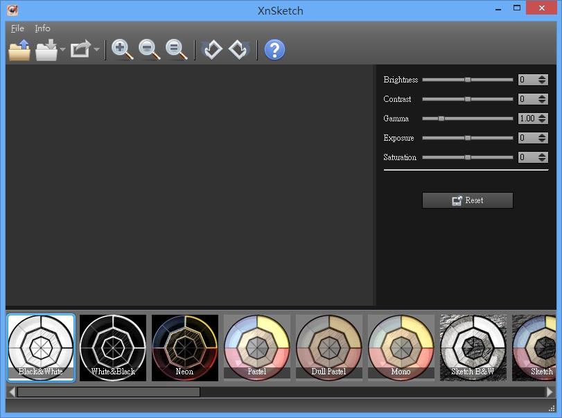 照片素描軟體