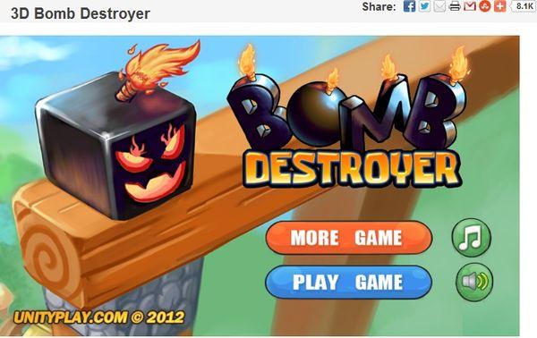 小遊戲炸彈專家 迷你小遊戲