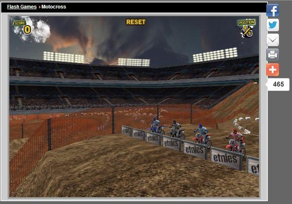 賽車網頁遊戲 突發越野賽車