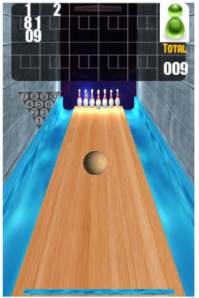 網頁遊戲2013 3D保齡球