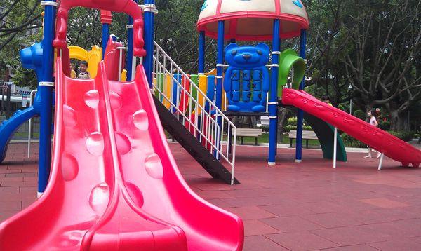 新北市親子公園 仁愛公園親子旅遊