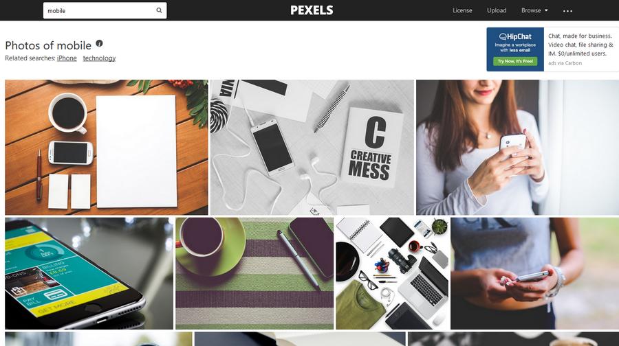 免費CC0圖片授權下載 Pexels02
