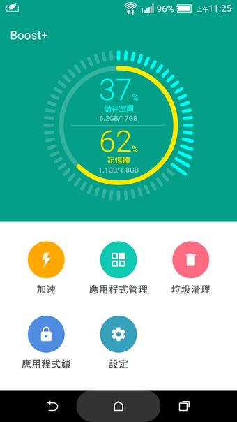伴隨HTC 10 Boost+誕生 手機效能智慧監控01