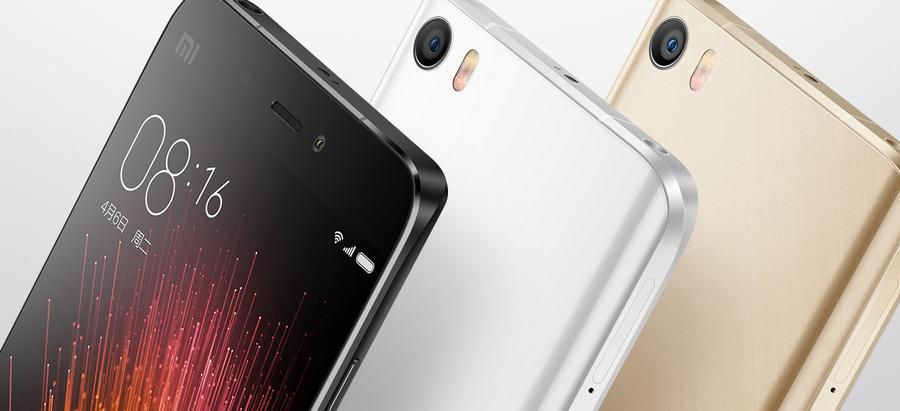 小米手機5 在台上市 價格約一萬二01
