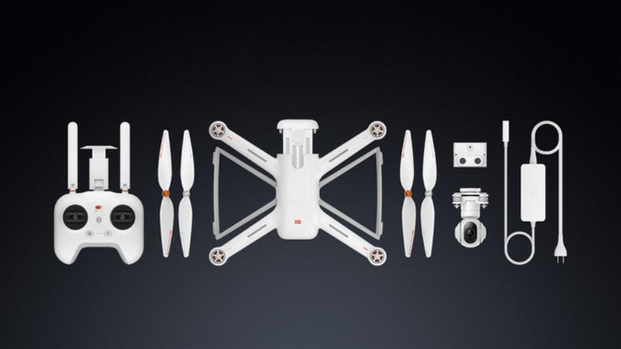 小米發布小米無人機 4K版售價2999人民幣02