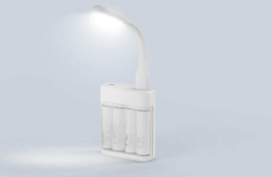 小米推出 ZI5 鎳氫電池快速充電器03