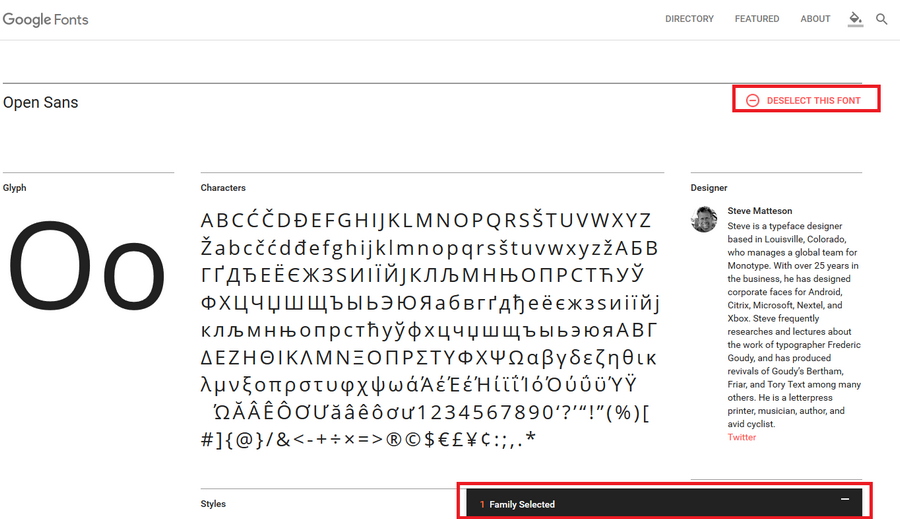 免費字體下載 Google Fonts字體集更新02