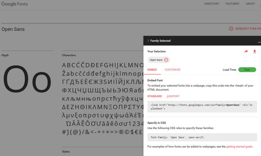 免費字體下載 Google Fonts字體集更新03