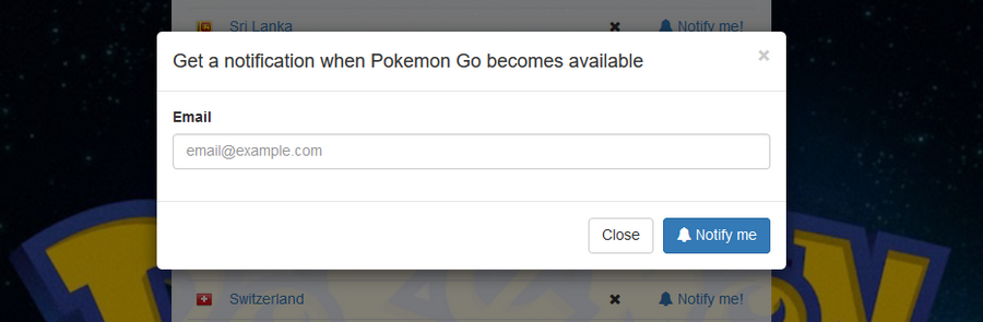 Pokemon Go 下載 台灣區上線了嗎03