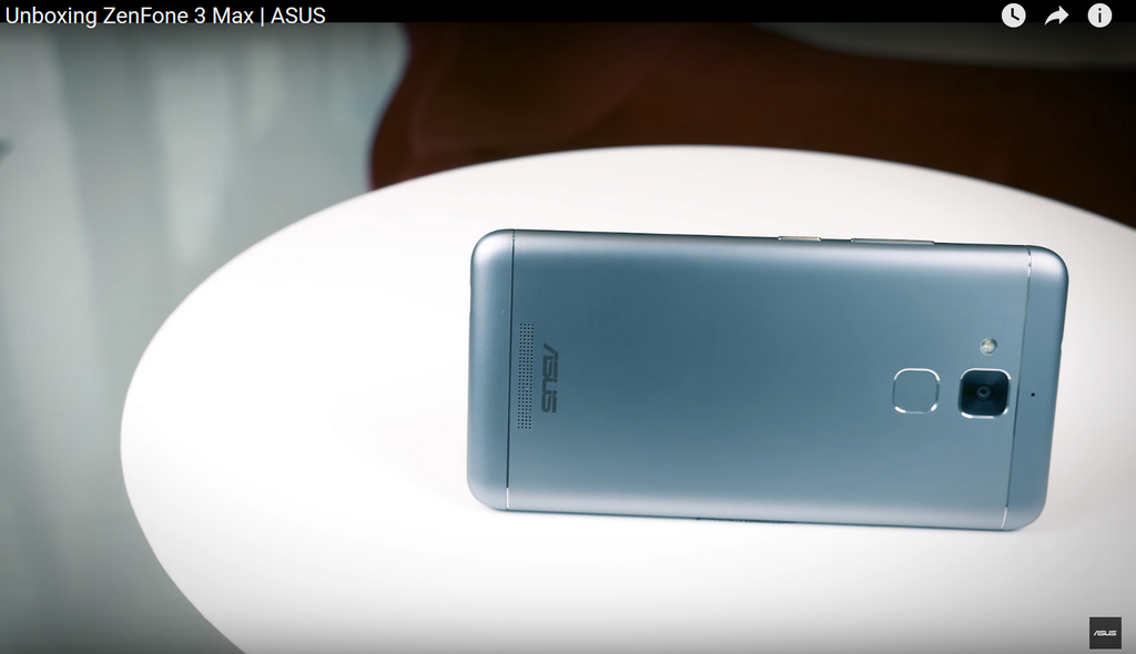 華碩 ZenFone 3 Max 孝親機選擇01