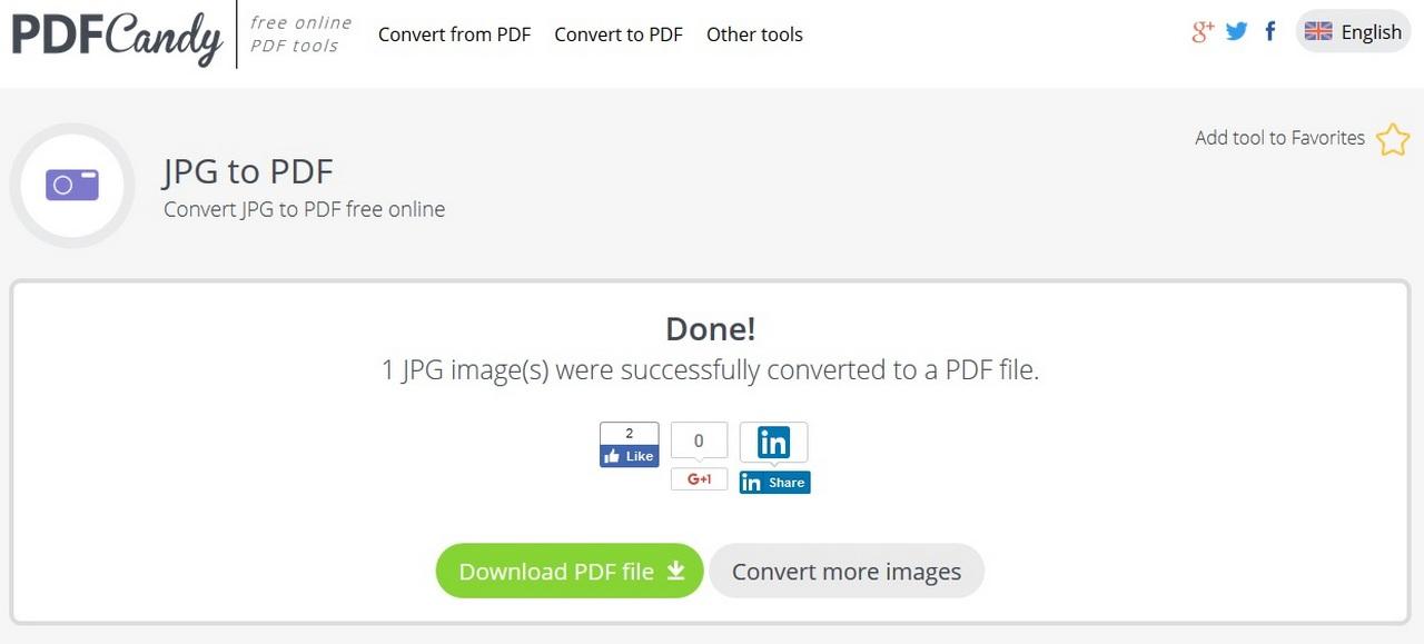 PDF破解轉檔浮水印 線上工具 PDF Candy