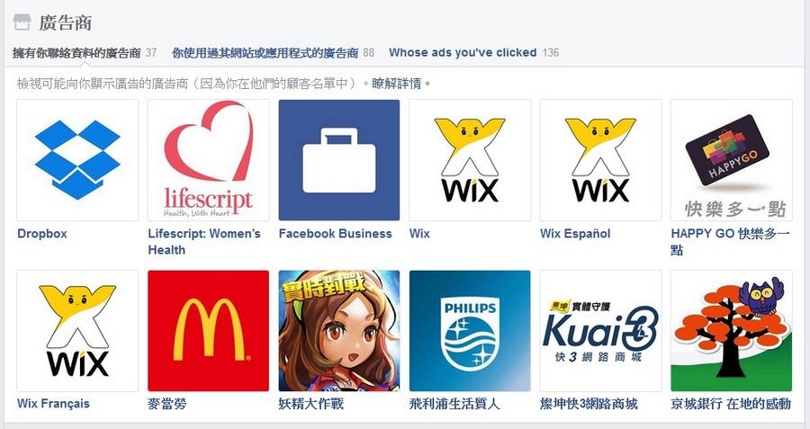 管理顯示中臉書動態廣告02