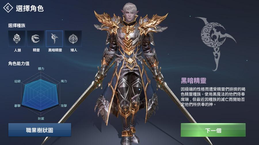 天堂2手遊 革命 台灣繁體中文版正式推出了