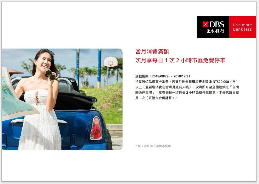 星展銀行 炫晶御璽卡 海外消費高優惠 現金回饋國內1.2%、海外2.5%