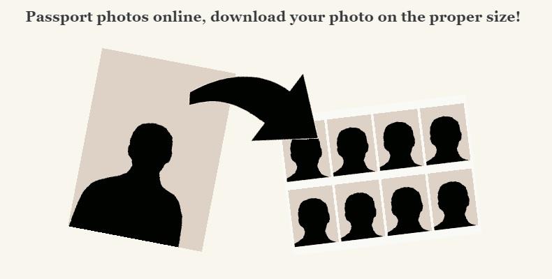 線上製作大頭照教學以及大頭照尺寸說明